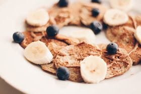 Queen Without A Crown: Healthy Pancakes