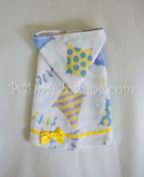 Blue Kite Hoodie Dress