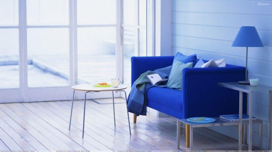 idea of the Craig blue room