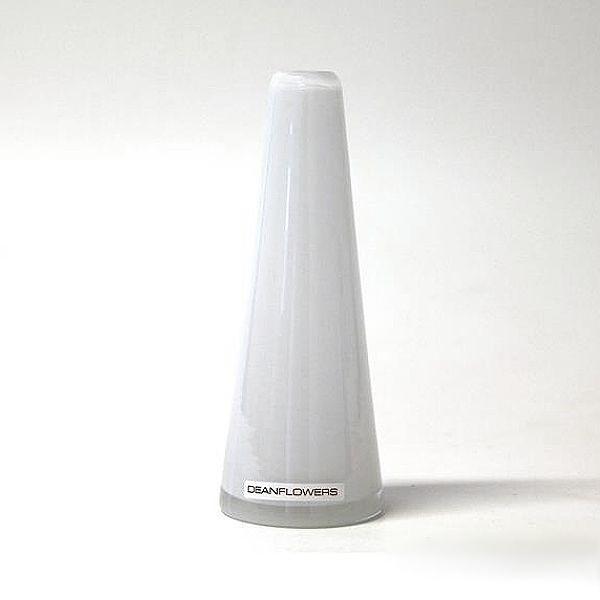 Henry Dean Vase Poppy H 16 X 6 Cm Bianco 106033 Furniture