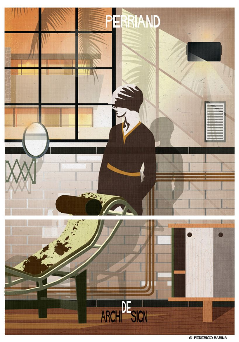 federico babina narrates stories of iconic design within ...