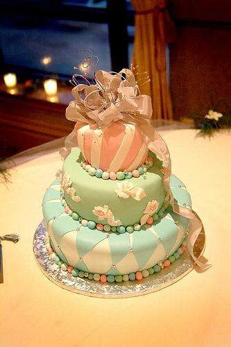 our Mad Hatter wedding cake custom creation by Susies Cakes
