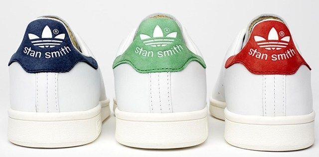 adidas stan smith couleur