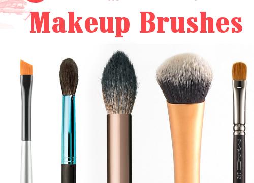 5 Must Have Makeup Brushes Makeup brushes, Makeup