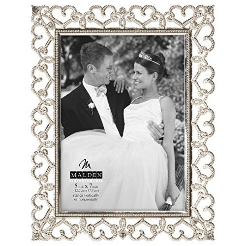 Malden International Designs Enchanted Hearts Pierced wit... https ...