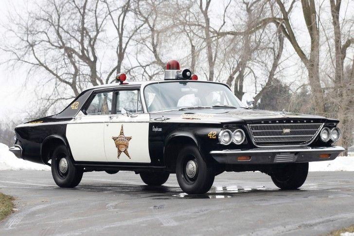 Chrysler Newport Police Cruiser Wallpaperswiki Com Police Cars Old Police Cars Police