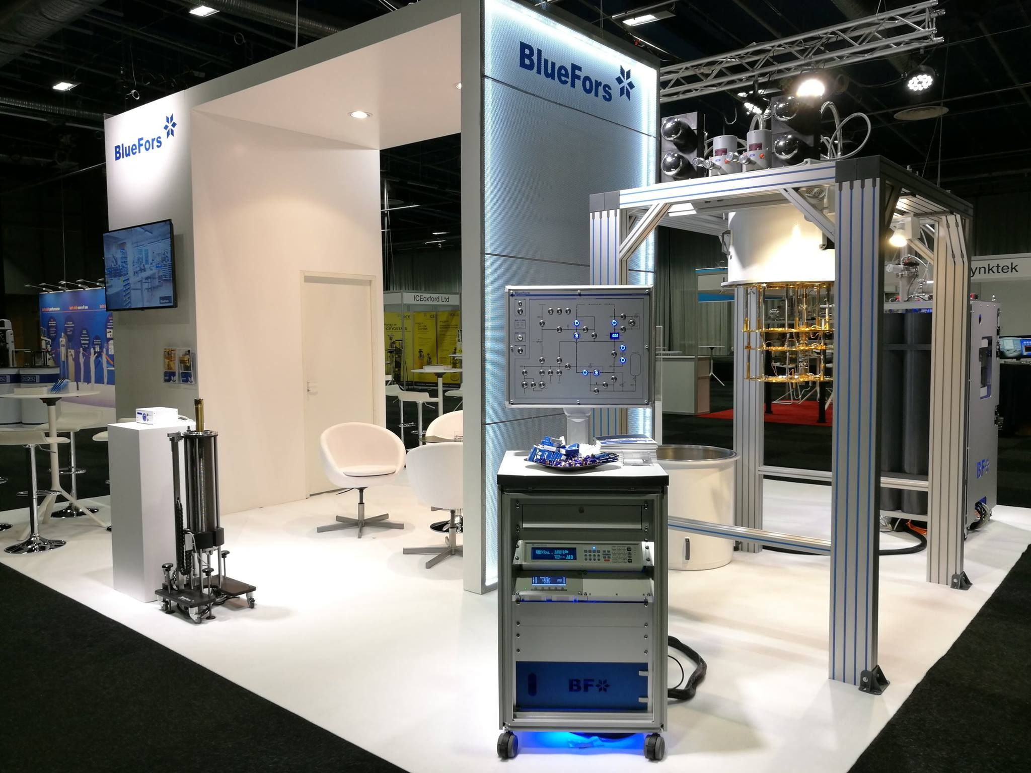 Bluefors Cryogenics