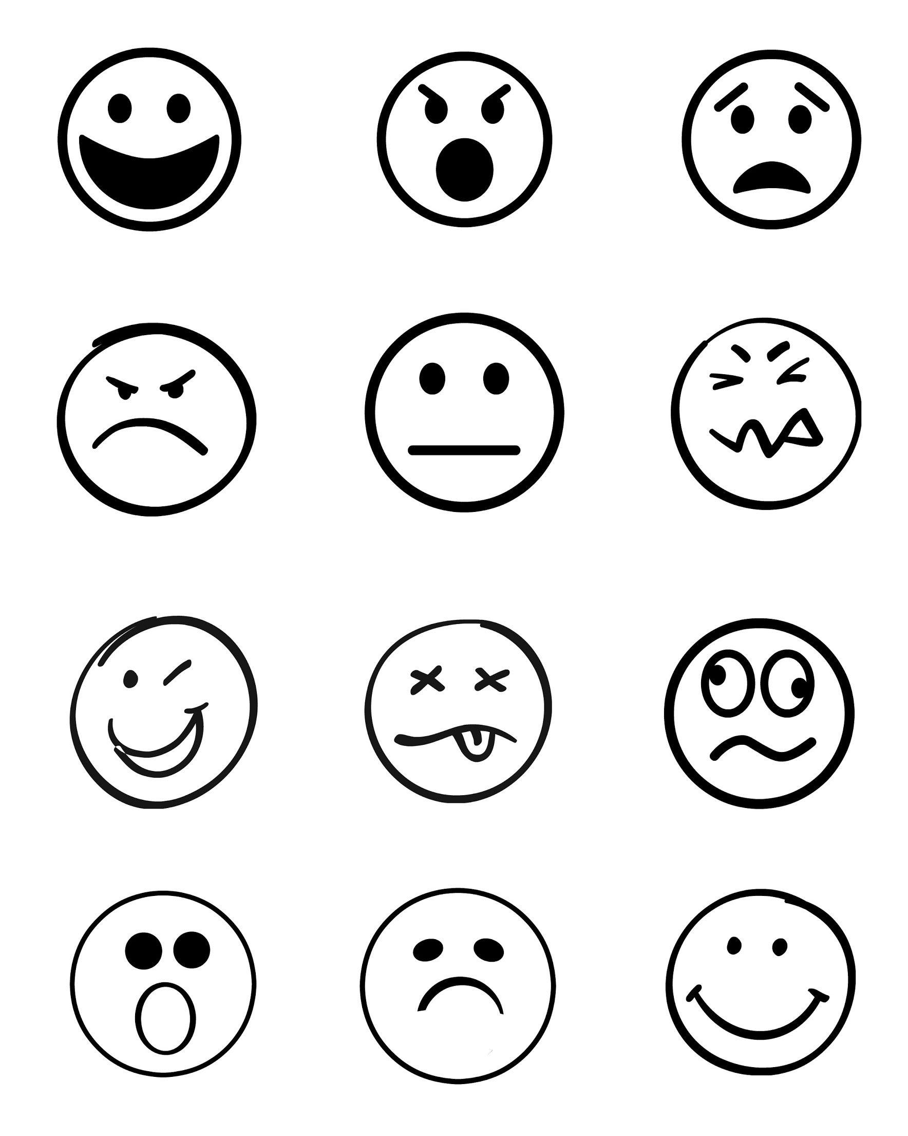 Displaying Emotions Sort Game1