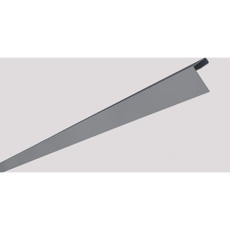 Profil Multifonction Aluminium 2 X 45 Eternit Calliclad