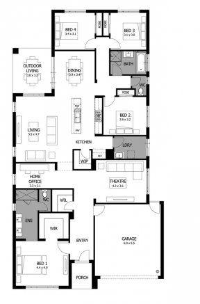 Verve mojo home designs mojo homes floorplans pinterest open verve mojo home designs malvernweather Choice Image