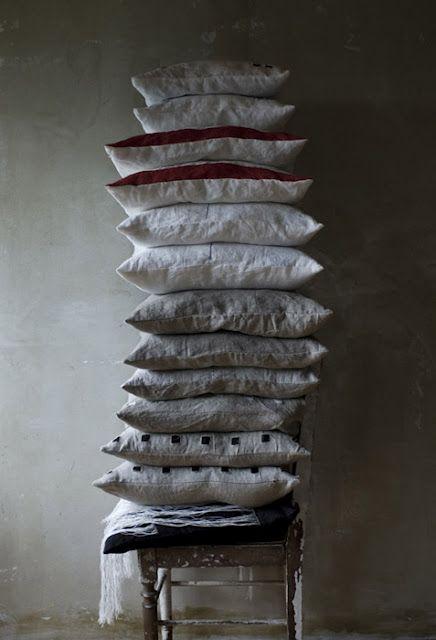 more grey toned cushions