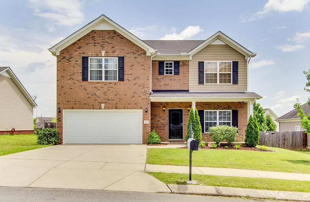 2029 red jacket trace spring hill tn property details