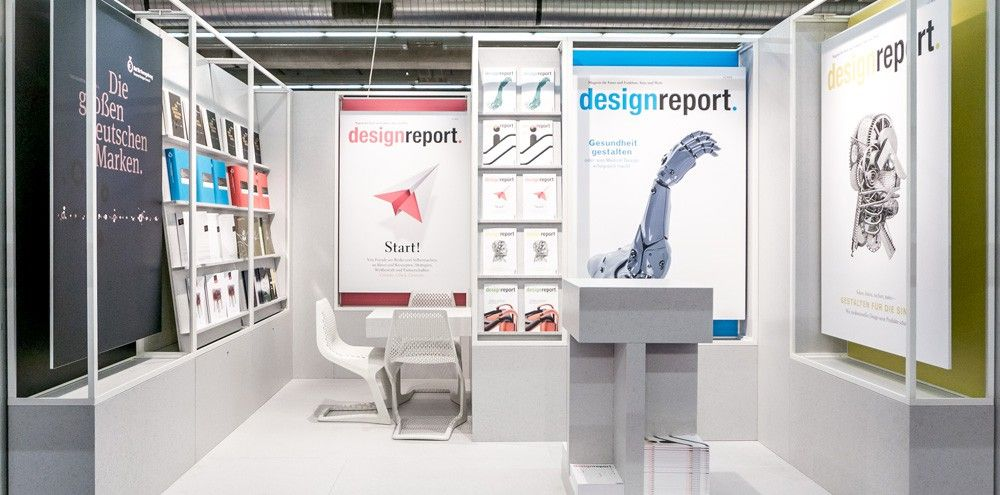 Exhibition Stand Design Books : German design council exhibition stand frankfurt book