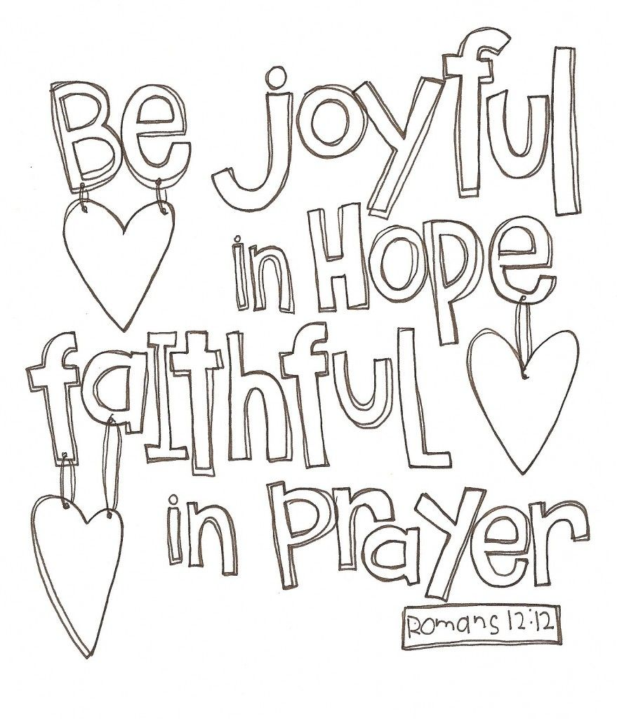 love this scripture and the fact that you can print it and color it ...
