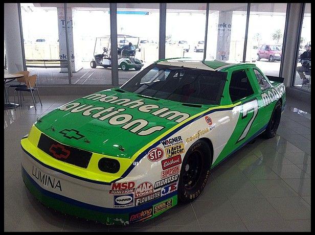 1992 Chevrolet Lumina Race Car | Race Cars an the Drivers ...