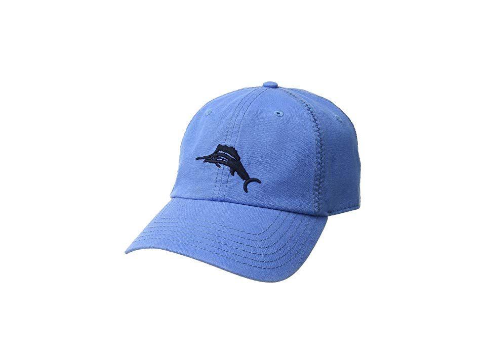 Blue Tommy Bahama Cocktail Baseball Hat NWT