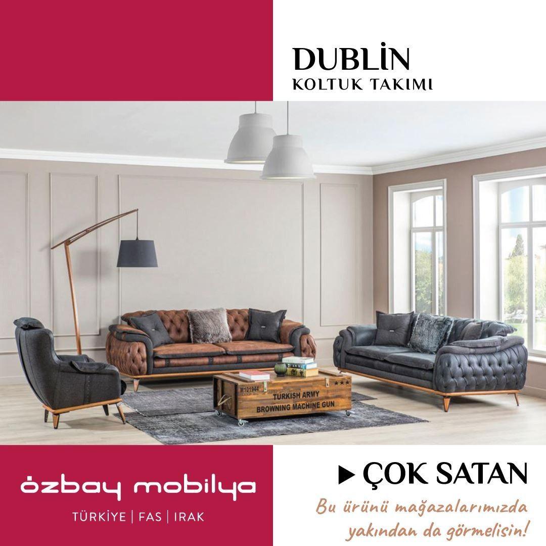Dublin Koltuk Takimi Ni Magazalarimizda Daha Yakindan Incelediniz Mi Bu Urunun Cok Begenilen Cok Satan Bir Takim Oldugunu Biliyor 2020 Koltuklar Ev Dekoru Mobilya