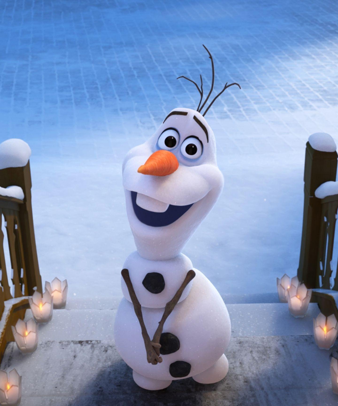 Картинки снеговиков из мультика холодное сердце