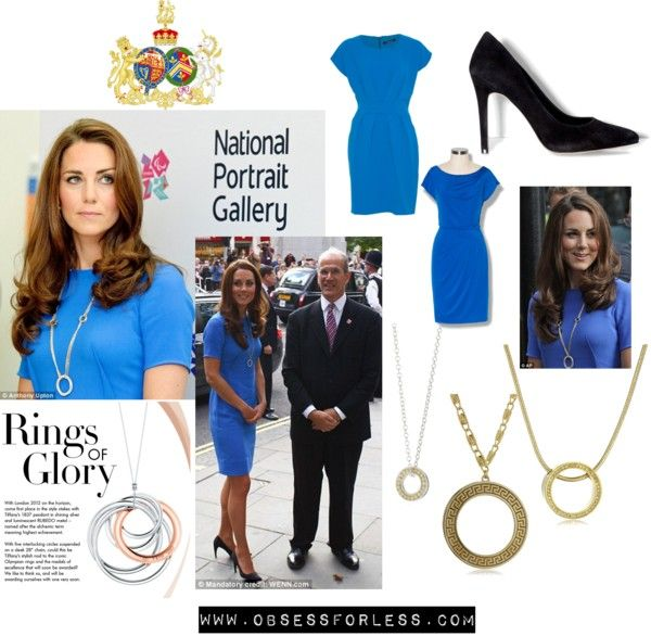 Duchess with the Blue Dress On!