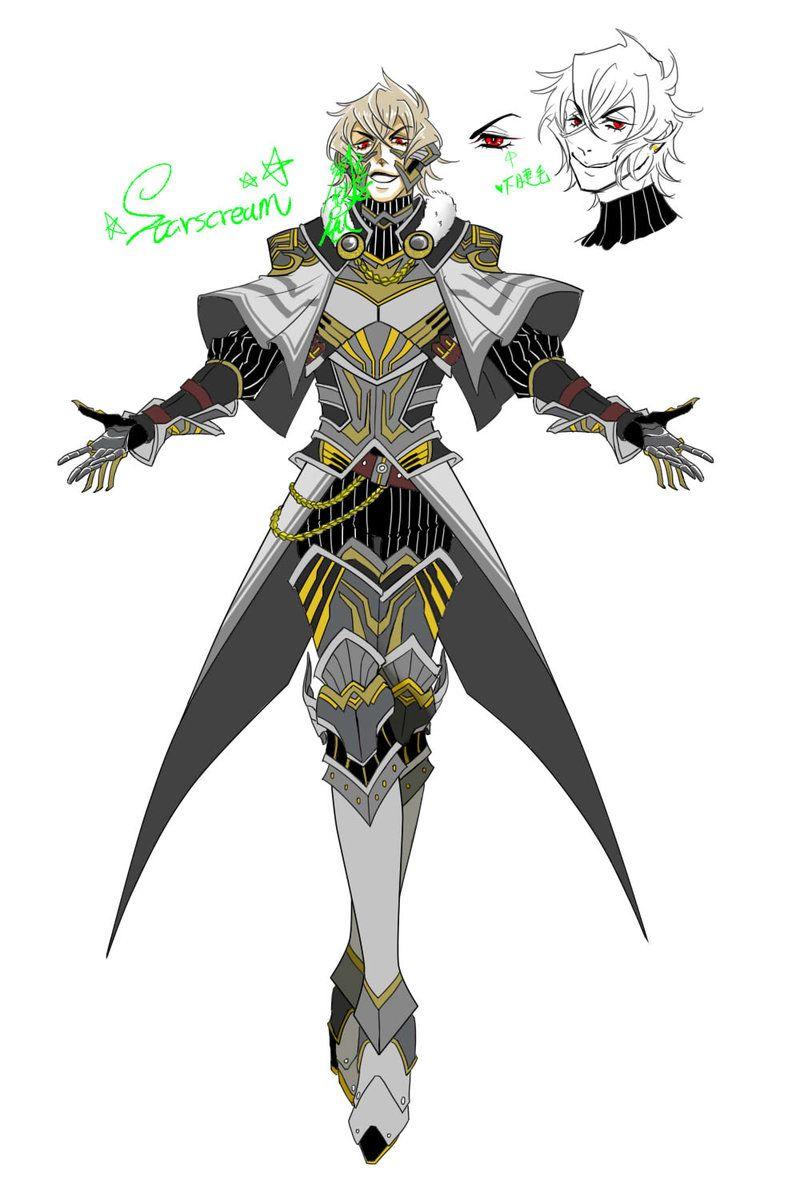 Tf Human Knight Au 5 By Autumn123charlotte