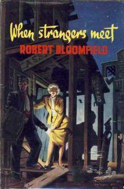 When Strangers Meet by Robert Bloomfield