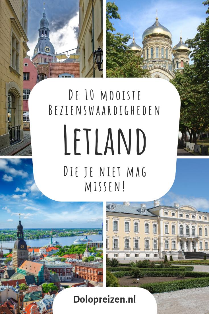 10 Prachtige Bezienswaardigheden In Letland Letland Bezienswaardigheden Reizen