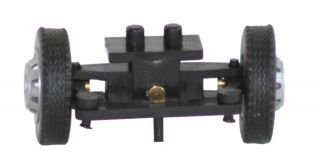 LRC steering fully assembled for 1:87 lorry