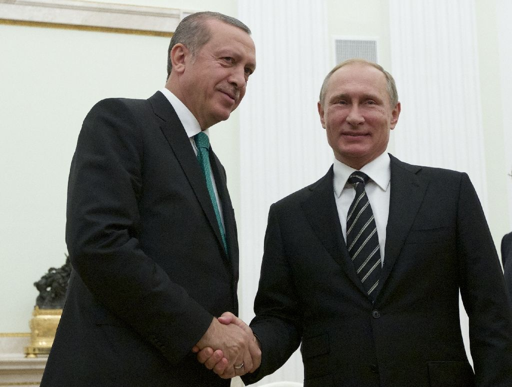The Kremlin said Monday that Turkish President Recep Tayyip Erdogan had apologised to his Russian counterpart Vladimir Putin over Ankara's downing of one of Moscow's military jets in Syria last year that shattered ties.  Putin has repeatedly demanded an apology from Erdogan since the November