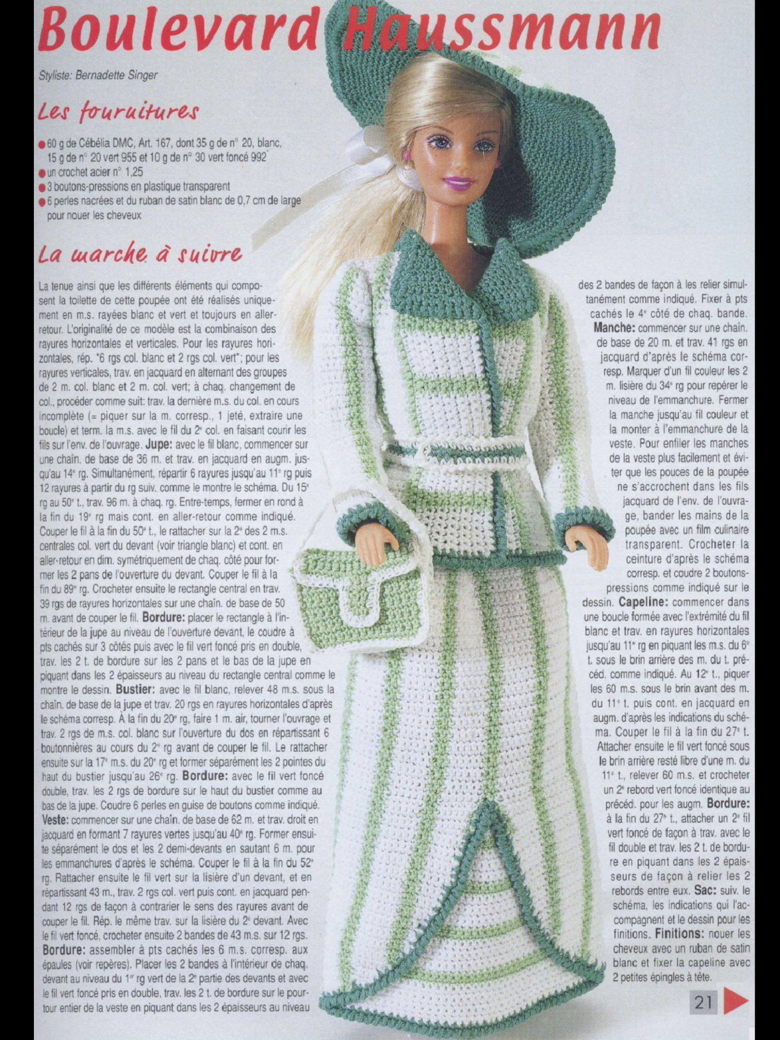 Pin von Candy auf 1000 mailles for barbie   Pinterest