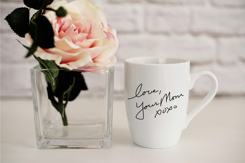 71bacea3127 Custom Loved One's Handwriting Mug | Family Mug | Loved One Mug | Cute Gift  Mug | Memorial Gift Gift | Mug Gift | Shell Yeah by ShellYeahbyMichelle on  Etsy