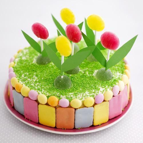 especial decoracin de tartas de cumpleaos