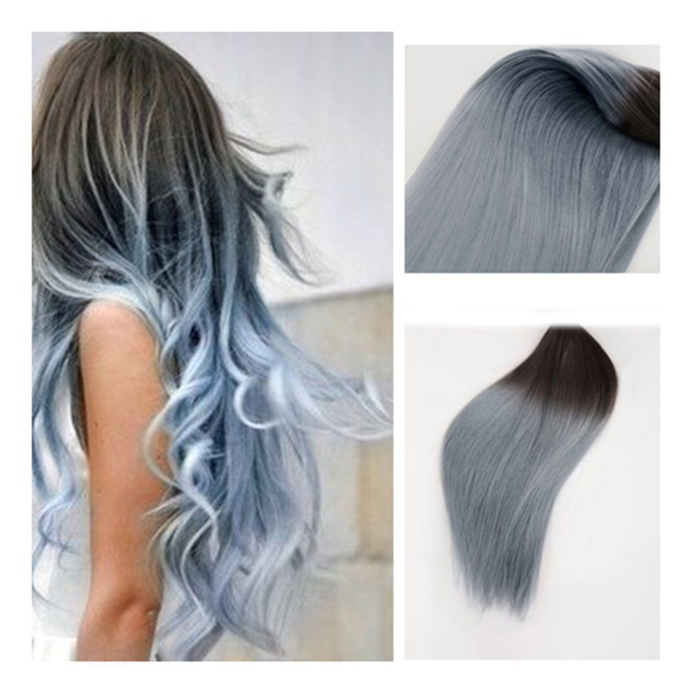 Full shine remy hair extensions balayage hair extensions 1b full shine remy hair extensions balayage hair extensions 1b silver gray ombre ombre tape extensions pmusecretfo Gallery