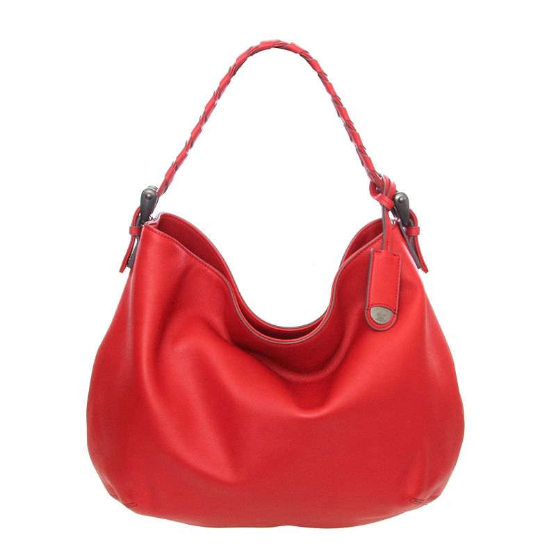 Alaia 2 Medium Hobo in Chili Nevada calf - Bags