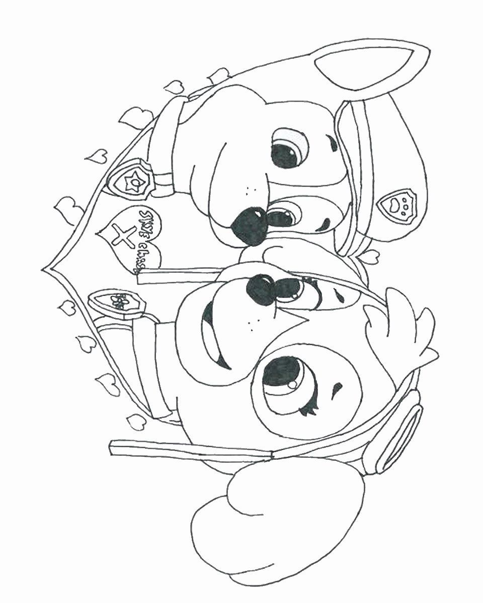 28 Everest Paw Patrol Coloring Page in 2020 Paw patrol