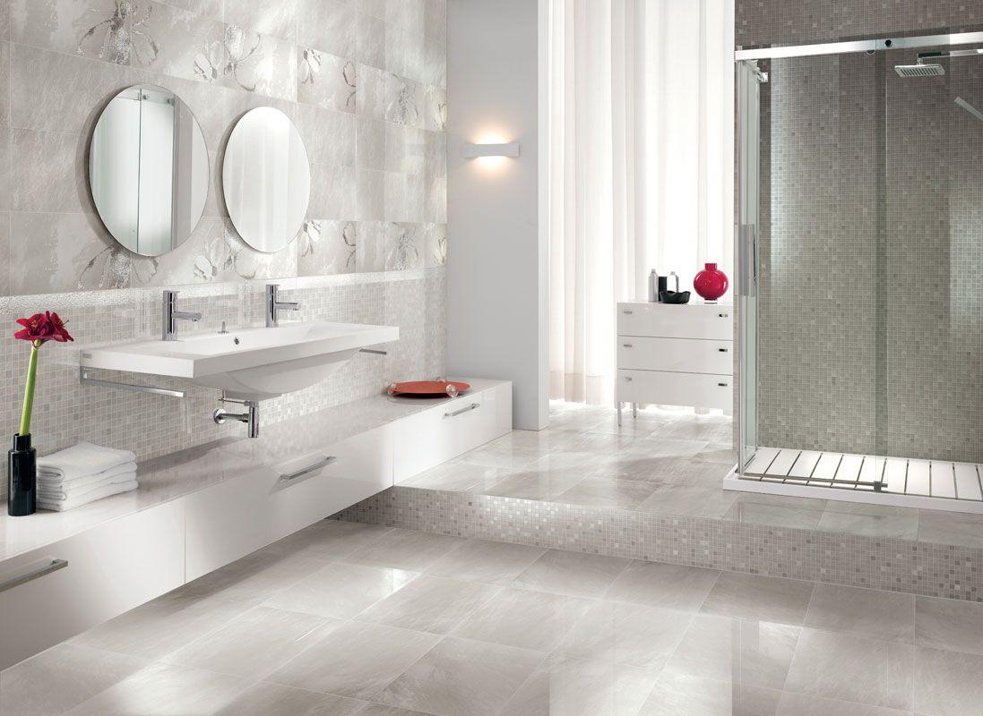 DesignMine Photo: Contemporary Bathroom #designmine | Bathrooms ...