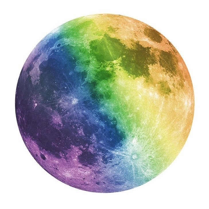 3d luminous moon wall sticker | wall sticker and products