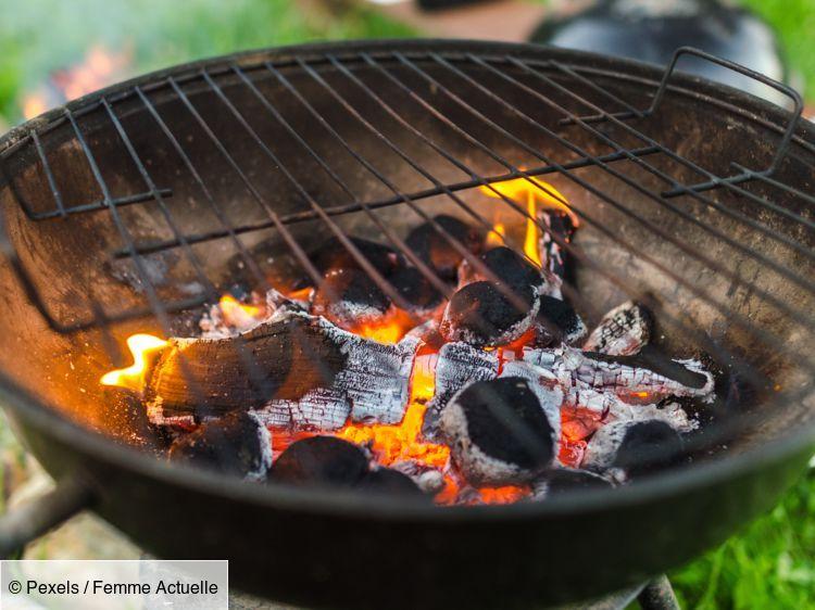 KEYO Barbecue Grill De Charbon De Bois BARBECUE Grill