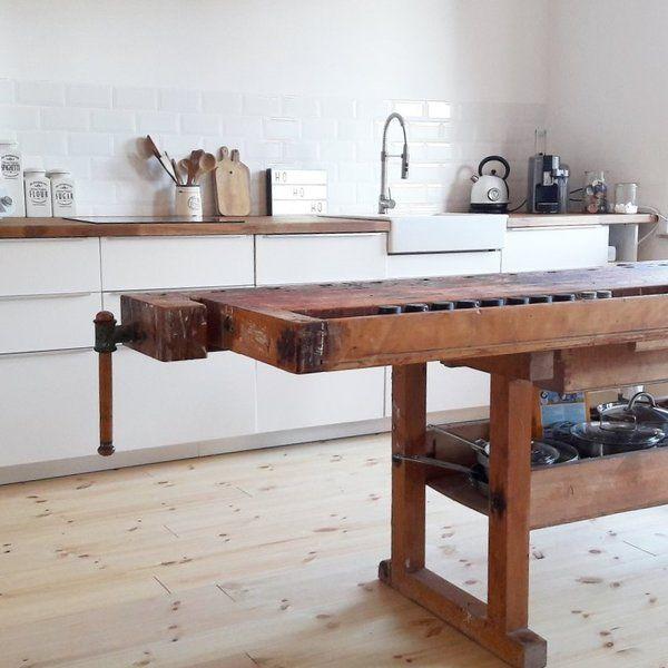 Hereinspaziert! 10 neue Wohnungseinblicke auf Interiors and Kitchens - neue küchen bei ikea