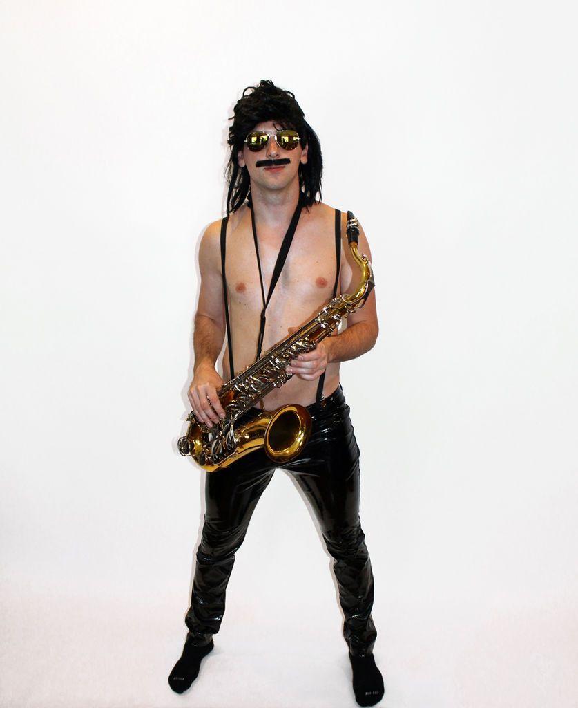 Sexy Saxophonist Kostüm