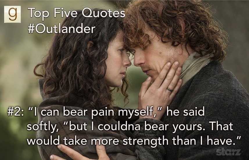 Frases Outlander