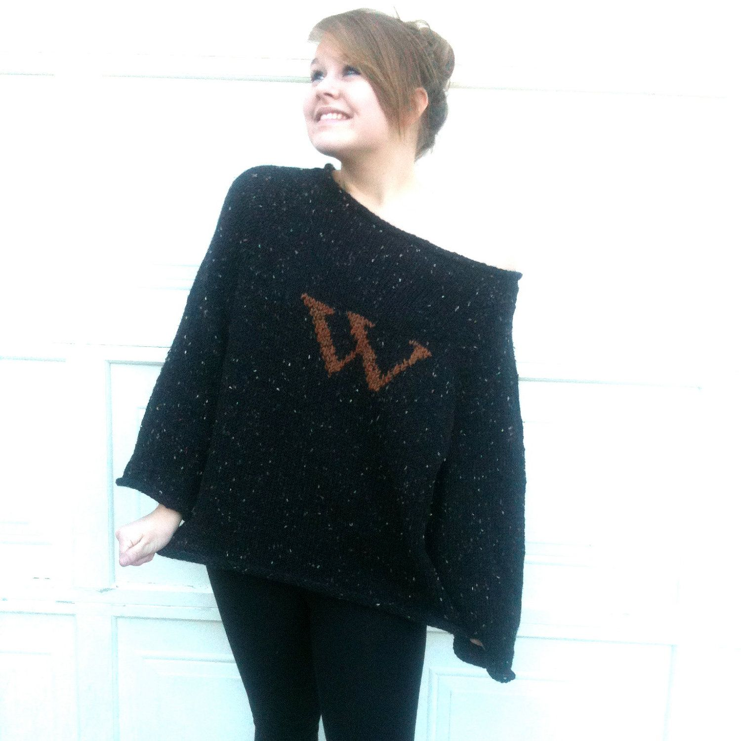 Old Fashioned Weasley Sweater Knitting Pattern Component - Sewing ...