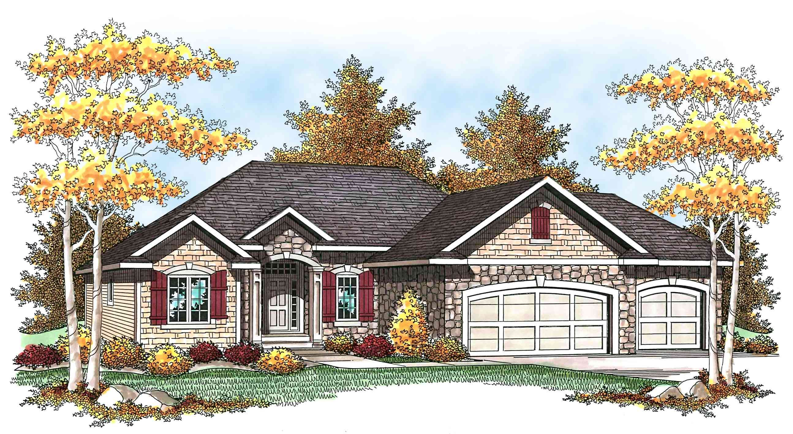 Cathedral 4 Season Porch - 89903AH | 1st Floor Master Suite, CAD Available, Jack & Jill Bath, PDF, Ranch, Split Bedrooms, Traditional | Architectural Designs