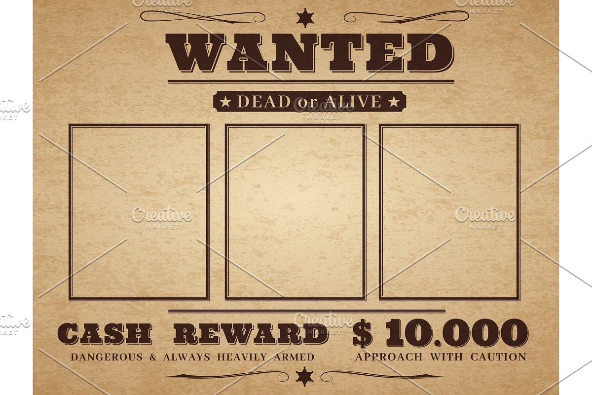 Wanted Cowboy Poster Paper Vintage Cowboy Posters Instagram Inspiration Posts Aesthetic Template