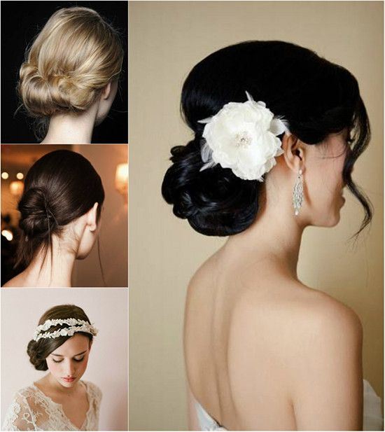 Wedding Hairstyle With Hair Extensions: 12 Best Wedding Hairstyles With Clip In Human Hair