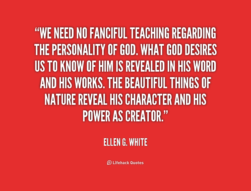 Pin By On The Love Of God Ellen G White Quotes