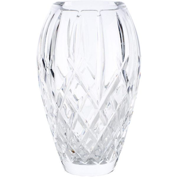 Pre Owned Waterford Crystal Small Crystal Vase 75 Liked On