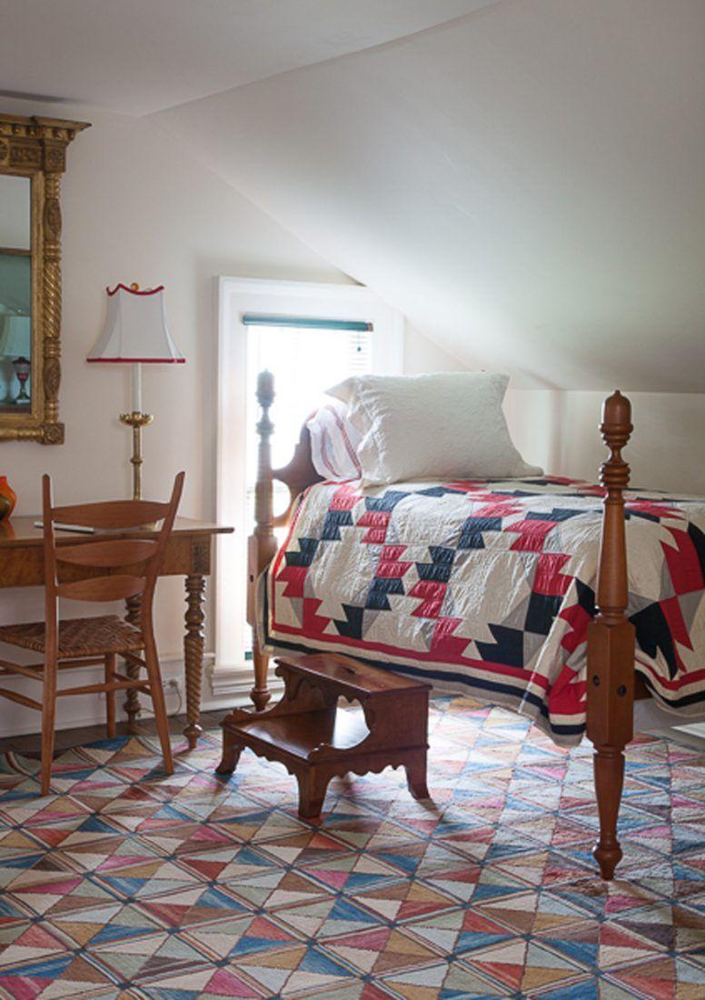 Brian Boggs Ladderback Chair Featured In This Nashville Home Shot For Garden Gun Magazine