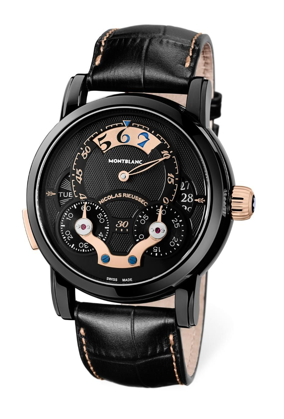 415f13b967d87 Montblanc - Nicolas Rieussec Rising Hours for Monaco for Only Watch ...
