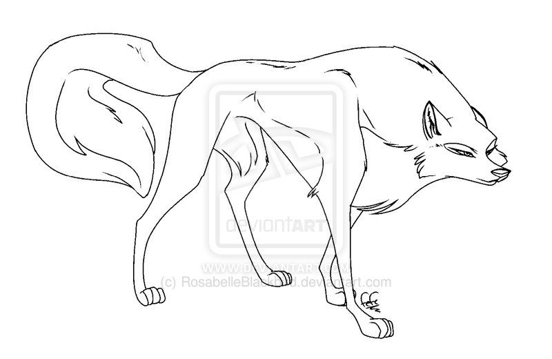 Female Wolf From Balto Horse Coloring Pages Character Design Animation Animal Art