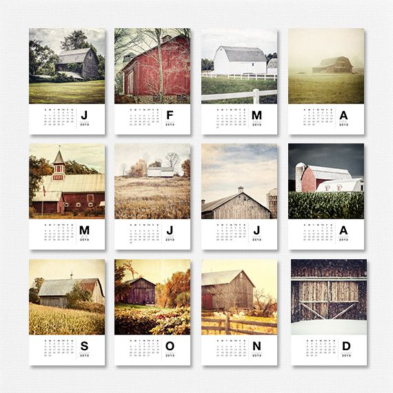 2013 photography calendar rustic barns of the northeast lisa russo fine art photography